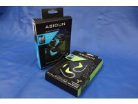 Asidun Sport in around ear earphones with in-line Remote and Microphone