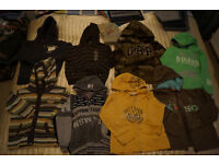 Bundle of clothes (55items) for Boys Aged 4 to 5