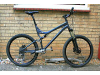 Specialized S-Works Stumpjumper FSR Mountain Bike size XL