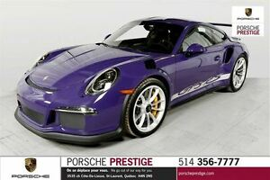 2016 Porsche 911 GT3 RS THIS CAR IS ONE OF A KIND THE MOST EQUIP