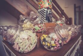 £150 BRISTOL HIRE: candy bar, pick'n'mix sweet cart for wedding guests from the hire supplier!