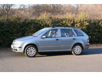 2006 SKODA FABIA CLASSIC 1.4 TDI DIESEL ESTATE AIR-CON, LONG MOT, VERY CLEAN