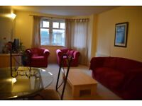 Double room available from 1st October in a two-bedroom flat