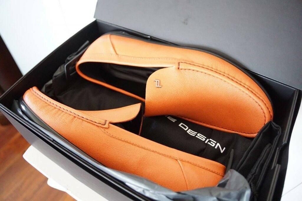 huge discount 76414 3d2c5 Adidas Porsche Design Men's Shoes Beverly Hills Saffiano Orange Size 10 UK  | in Westminster, London | Gumtree