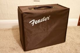Fender Blues Junior Guitar Amplifier Cover