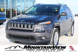 2015 Jeep Cherokee North 4X4! LOW PAYMENTS!