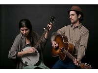 Singer/guitarist (acoustic american roots style duo)