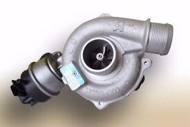 Turbocharger for Audi A4, 2.0 TDI, (B7). 1968 ccm, 170 BHP, 125 kW. Turbo no. 53039880109.