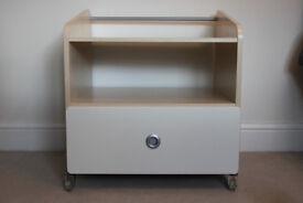 John Lewis TV stand/Bedside table & Drawer