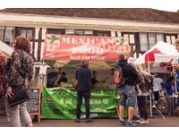 Mobile Heavy Duty Catering Trailer Food Market Stall Aluminium