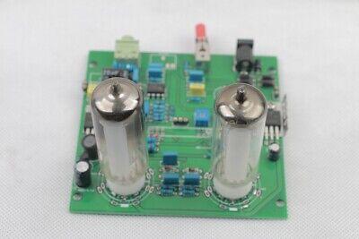 Stereo 6E2 EM84 EM87 EM800 6HU6 magic eye indicator tube vu meter pcb 2019 Versi