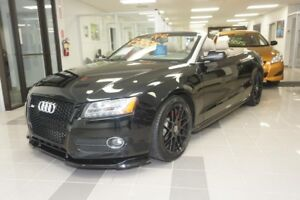 2010 AUDI A5 CONVERTIBLE GROUPE SPORT