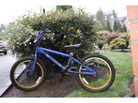 """SCHWINN KO BMX bike. - 360 handle bars gyro brakes 20"""" wheels"""