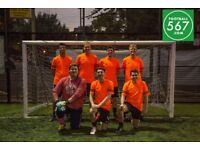 CRYSTAL PALACE 4G 7 A-SIDE LEAGUE- WEDNESDAYS - BEST PRICES IN LONDON