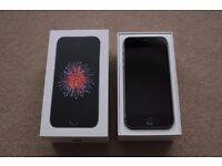 Apple iPhone SE 16GB Space Grey Unlocked Smartphone Handset New