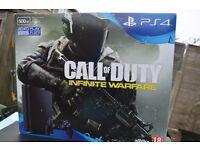 Ps4 - Call of Duty Infinite Warfare Edition