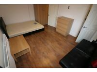 All inclusive except council tax *** studio to rent in bury park , close to town £600 pcm