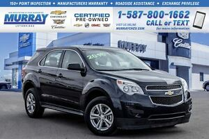 2015 Chevrolet Equinox **One Owner!  Low KMs!**