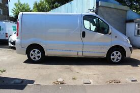 Vauxhall Vivaro 2700 Sportive CDTI Panel Van (Light Goods Vehicle) 1995 CC Deisel,