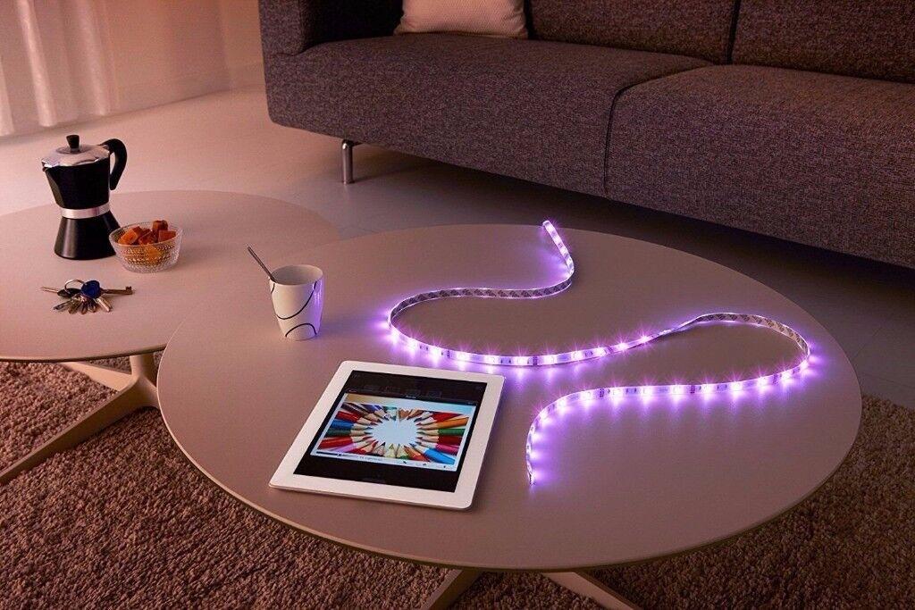 Philips Hue Personal Colour Led Lighting 2m Lightstrip