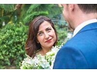 Affordable Wedding Photography - modern, natural style. Fast photo delivery - to suit a budget.