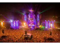 1x tickets to BOOMTOWN FAIR (full adult residency pass)