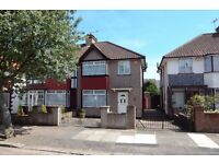 Spacious Three Bedroom Semi-Detached House to rent on Southbourne Avenue, NW9