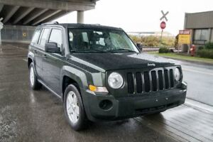 2010 Jeep Patriot BOXING WEEK CLEARANCE DECEMBER 5th-31st