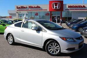 2012 Honda Civic EX L STARTING AT 1.99 %
