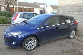 Ford Focus Ecoboost - amazing car cheap to run/insure/road tax 43000miles and full service