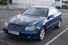 Mercedes-Benz CLK 2.7 CLK270 CDI Avangarde 2door