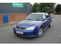 FORD MONDEO ST 2.2 TDCi DIESEL - ONLY 2 FORMER KEEPERS - SERVICE HISTORY -FREE DELIVERY -P/X WELCOME