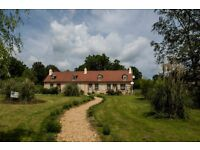 SW France La Grace 1 bed holiday cottage with 10x5 pool suitable for couple or couple with child