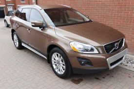 Volvo XC60 09 Plate, 73000 miles, Top Spec, Immaculate inside and out, FSH