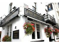 Assistant bar manager for busy central london pub