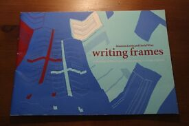 Writing Frames by Maureen Lewis and David Wray: writing non-fiction texts