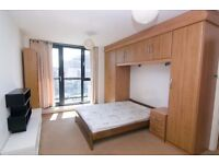 LARGE ENSUITE DOUBLE ROOM 2 MINS WALKING FROM THE STATION!N ALL BILLS INCLUDED!