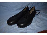 Capezio tap shoes- size 6