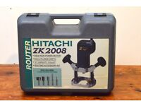 HITACHI ZK 2008 ROUTER