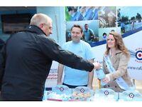 Volunteer Fundraising Team Leader - Worksop for The RAF Association