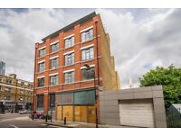 Large Warehouse Conversion Opposite Spitalfields Market - Great Location - Large Windows Throughout