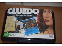 Cluedo Board Game - Discover The Secrets