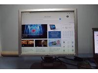 """Dell 17"""" Computer Monitor"""