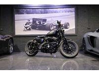 Harley-Davidson 883 Iron Custom