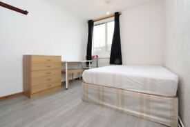 🏡DOUBLE SINGLE USE IN STEPNEY GREEN ALL INCLUDED - ZERO DEPOSIT APPLY - 26 Paymal