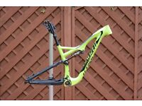 Stumpjumper FSR Carbon Expert Evo 650B Frame/dropper Medium - 2015