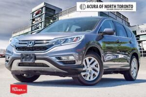 2015 Honda CR-V EX AWD Accident Free| Winter Tires Included