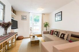 A one bedroom garden flat for rent in the sought after location between Islington and De Beauvoir.