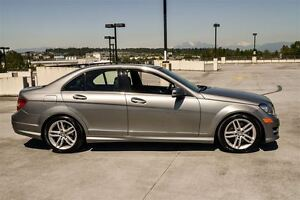 2013 Mercedes-Benz C-Class C300 4MATIC REDUCED TIME TO GO!