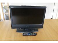 Sony Bravia LCD TV 20inch screen
